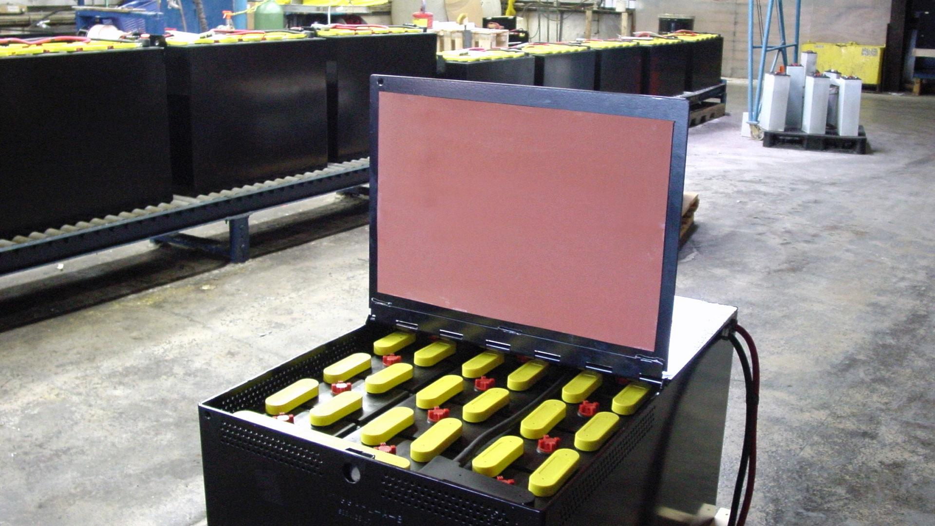 5. Mantén las baterías en una temperatura segura