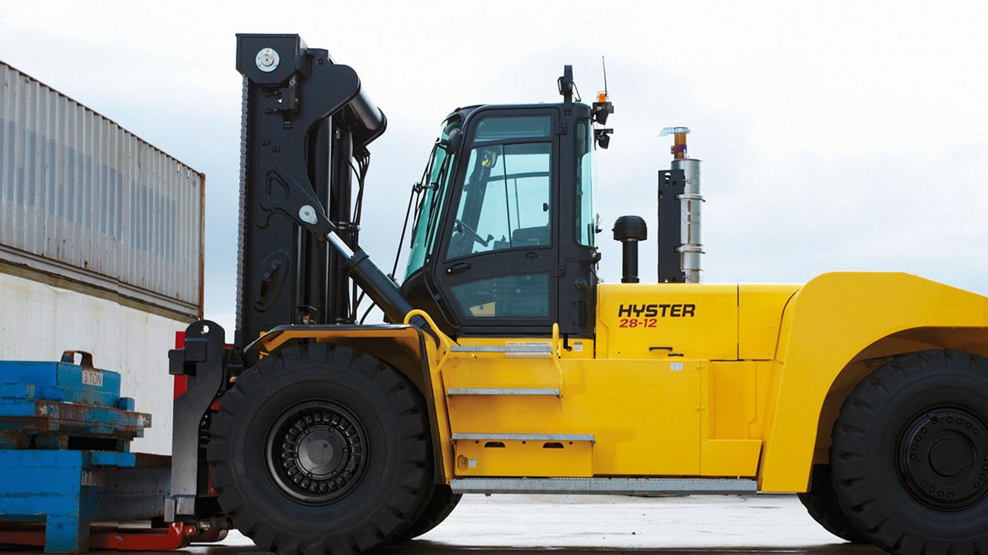 1. Consejos para el mantenimiento de montacargas diesel