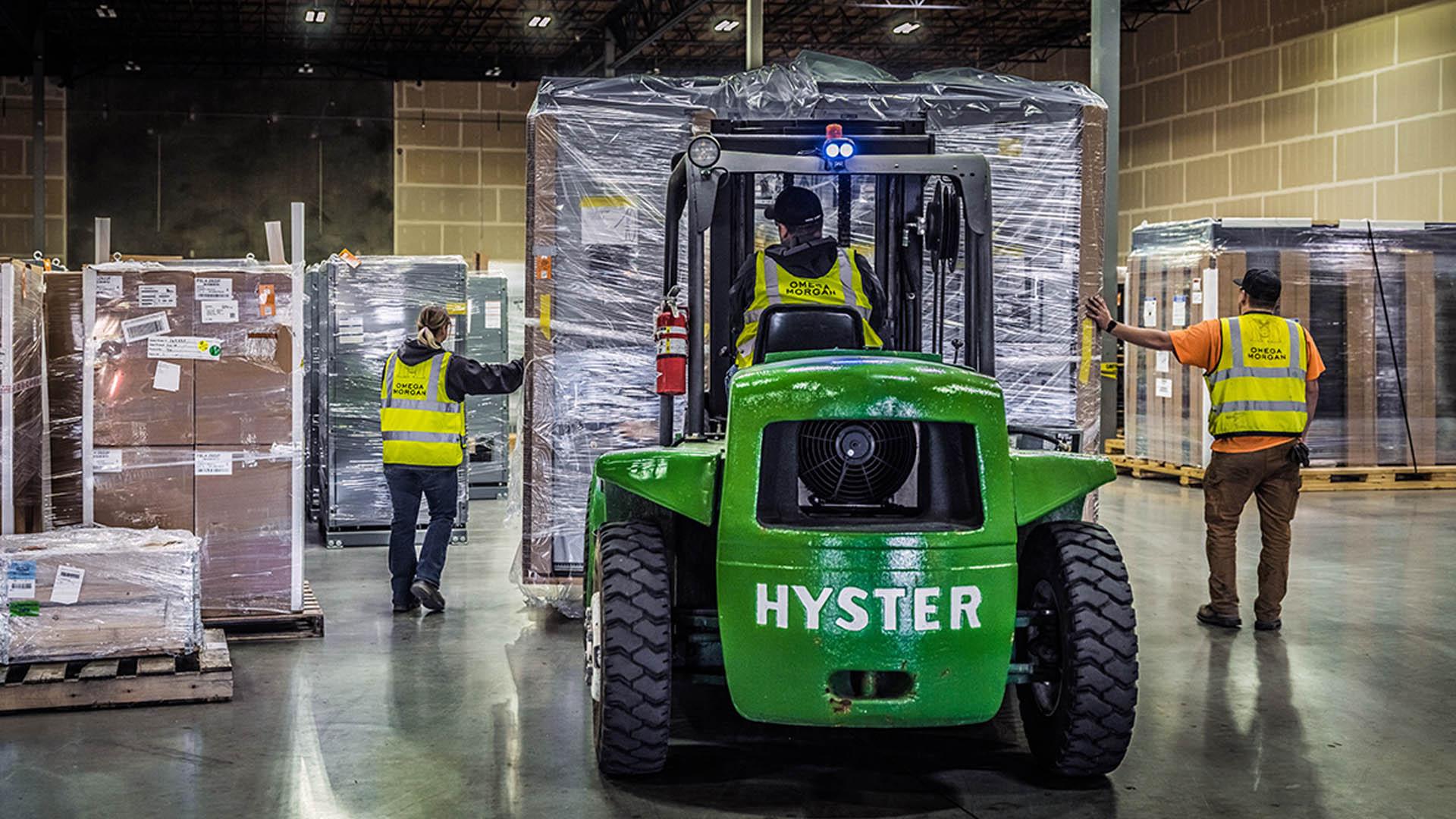 4. Transportar cargas más pesadas
