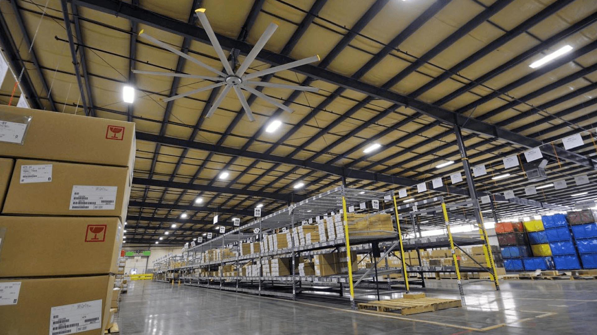 1. Ventilación para instalaciones con montacargas de combustión