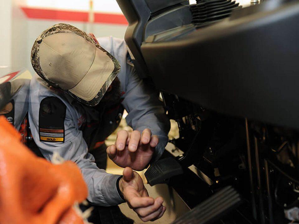 Puntos a cuidar en la inspección de los frenos de montacargas